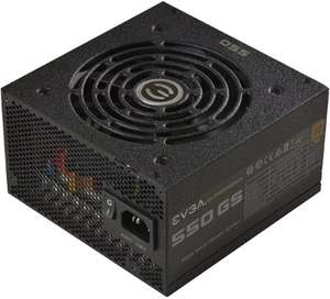 Alimentation EVGA SuperNOVA GS 550W, modulaire 80+ Gold