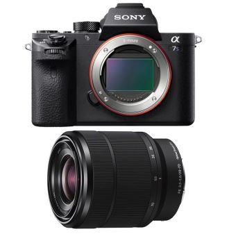 Appareil Photo Sony Alpha 7s II + Objectif FE 28-70 (vendeur tiers)