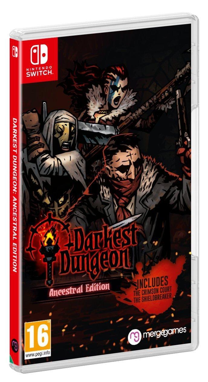 [Précommande] Darkest Dungeon: Ancestral Edition sur Nintendo Switch