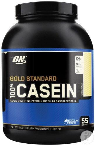 Optimum Nutrition Gold Standard 100% Casein Creamy Vanilla - 1,81 kg