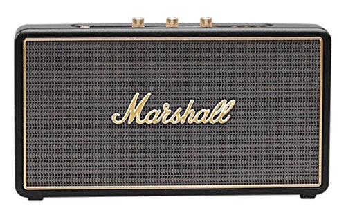 Enceinte sans-fil Marshall Stockwell - Bluetooth, 25W RMS, Noire