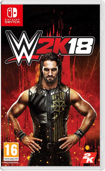 WWE 2K18 sur Nintendo switch (Dématérialisé)