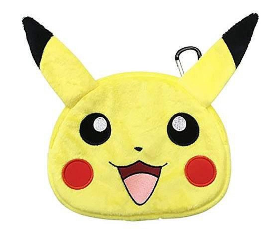 Sacoche Peluche Hori Pikachu pour Nintendo New 3DS XL -  Vienne (38)