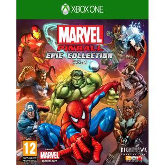 Sélection de jeux Xbox One et PS4 en promotion - Ex : Marvel Pinball - épic collection : Volume 1 sur Xbox One