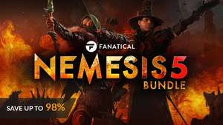 Nemesis Bundle 5 : 4 jeux sur PC (Dématérialisés - Steam) à partir d'1€