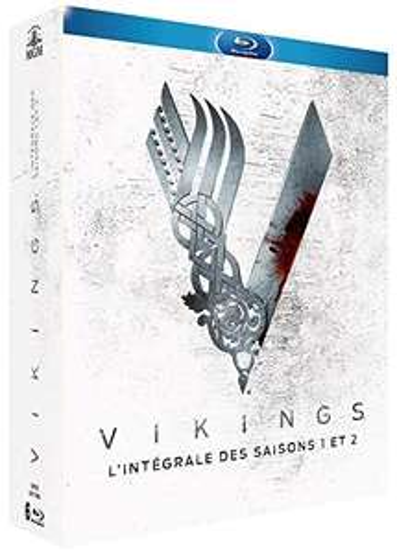 Blu-ray Vikings - L'Intégrale des Saisons 1 & 2