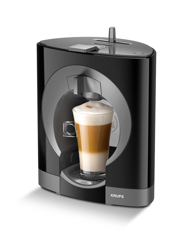 Sélection de cafetières à capsules Krups Dolce Gusto en promotion - Ex : Oblo - noir (YY3043FD)