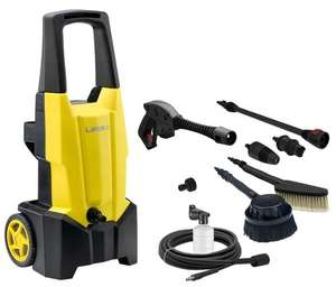 Nettoyeur haute-pression Lavor Wash Smart Plus 130 (130 bars) + lot d'accessoires