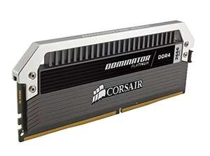 Kit Mémoire Corsair Dominator Platinum 16 Go (2x8 Go) - DDR4, 2666Mhz, CL15
