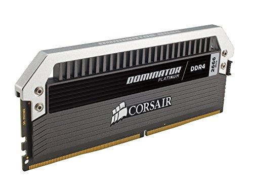 Kit Mémoire Corsair Dominator Platinum 16 Go (2x8 Go) - DDR4, 2666Mhz, CL15