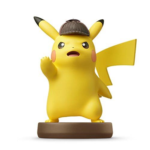 Précommande : Amiibo géant Détective Pikachu