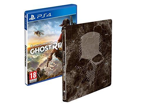 Tom Clancy's Ghost Recon Wildlands sur PS4 (+ steelbook)
