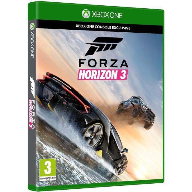 Forza Horizon 3 sur Xbox One (Boulanger)