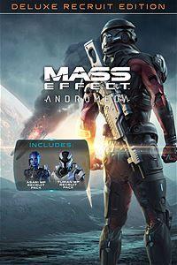 Mass Effect: Andromeda Édition Standard à 11.81€ et version Recrue Deluxe à 16.58€ sur Xbox One (Dématérialisé)