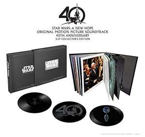 Coffret vinyle Star Wars Episode IV: A New Hope 40th Anniversary