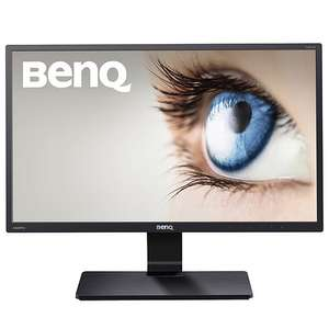 "Ecran PC 23.8"" BenQ GW2470HE - Full HD, 4ms, Dalle AMVA+"