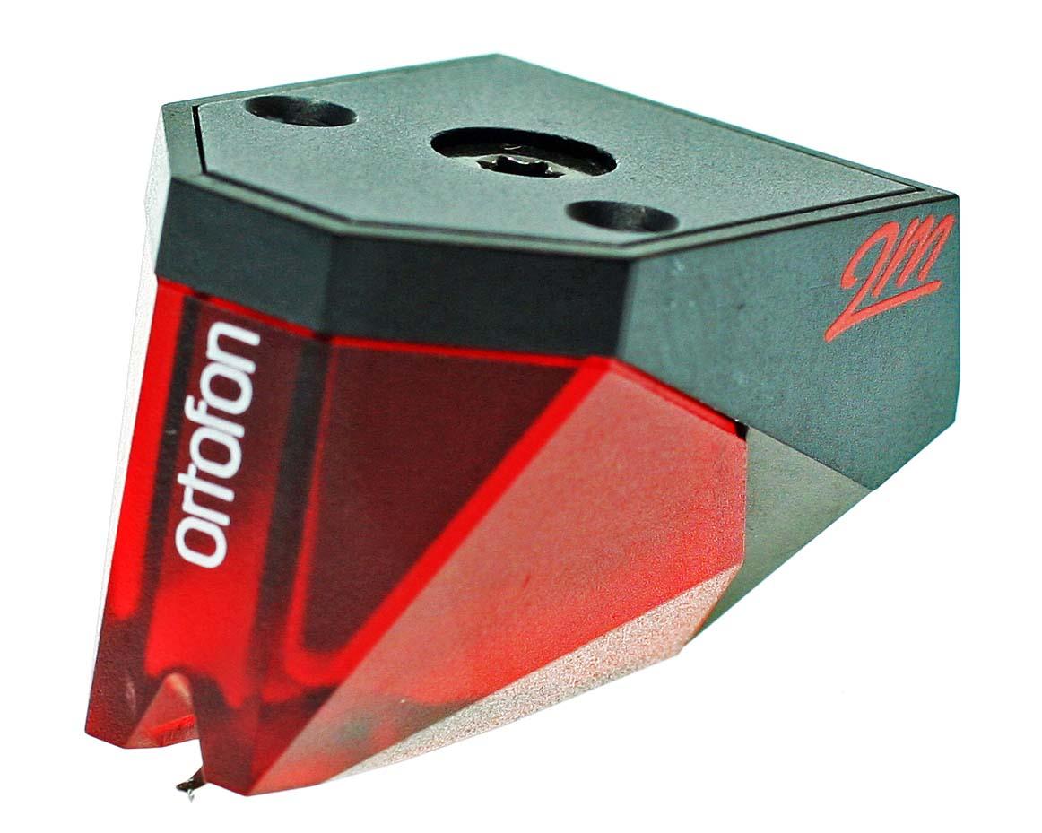 Cellule Phono pour platine Vinyle - Ortofon 2M Red