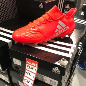 Baskets Adidas X16.1 SG leather - Adidas Outlet Franconville (95)