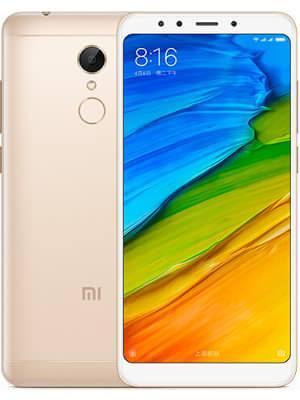 "Smartphone 5.7"" 18:9 Xiaomi Redmi 5 Or - Snapdragon 450, ROM 32 Go, RAM 3 Go (Global avec B20)"