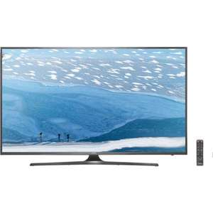 "TV 55"" Samsung UE55KU6000 - 4K UHD, LED, HDR, 1300 PQI, smart TV"