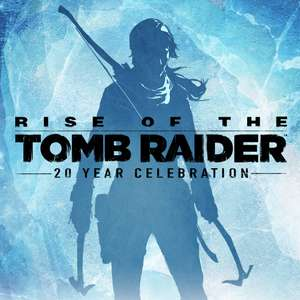 [VIP] 20% de réduction sur toute le site - Ex: Rise of The Tomb Raider 20 Year Celebration (Le Jeu + Season Pass)