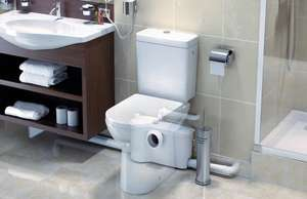 broyeur pour wc sfa sanibroyeur sanibest pro. Black Bedroom Furniture Sets. Home Design Ideas