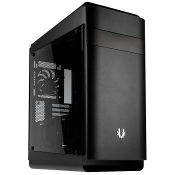 Boîtier PC BitFenix Shogun - avec fenêtre en verre trempé, noir