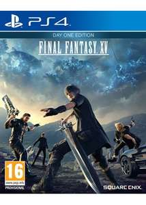 Final Fantasy XV - Edition Day One sur PS4