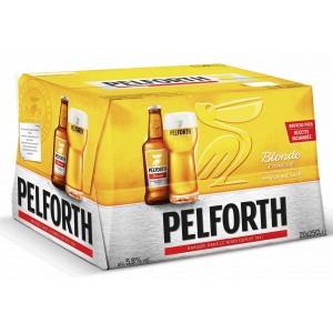 Pack de Bière Blonde Pelforth - 20 x 25cl (Via Carte de Fidélité + BDR)