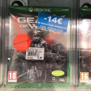 Jeu Gears of War Ultimate collection sur Xbox One - Carrière-sous-Poissy (78)