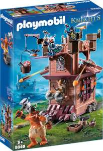 Set Playmobil Knights Forteresse mobile des nains (9340)