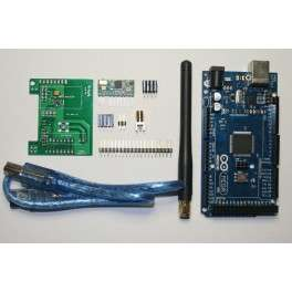 Kit Domotique DIY RFLink RF 433 compatible Jeedom et Domoticz - 433Mhz (nodo-shop.nl)