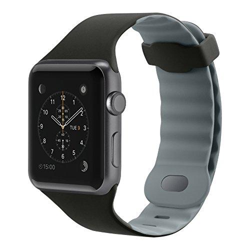 """Bracelet """"Sport"""" Belkin pour Apple Watch & Apple Watch Series 2 - 38mm - Noir"""