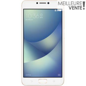 Smartphone Asus Zenfone 4 Max Pro ZC554KL - S430, 4Go de RAM, 64GO de ROM, 5000mAh, Android 7