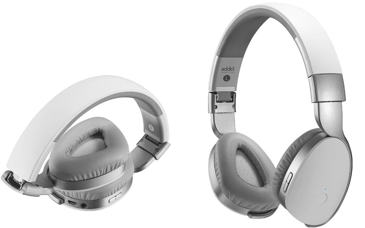 Casque Bluetooth Divacore Addict - aptX, NFC