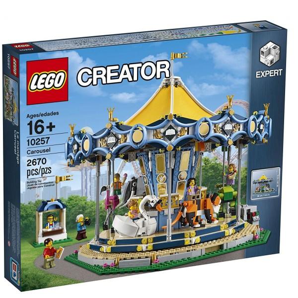 Jeu de construction Lego Creator Carousel - 10257
