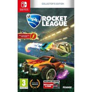 Rocket League Edition Collector sur Nintendo Switch