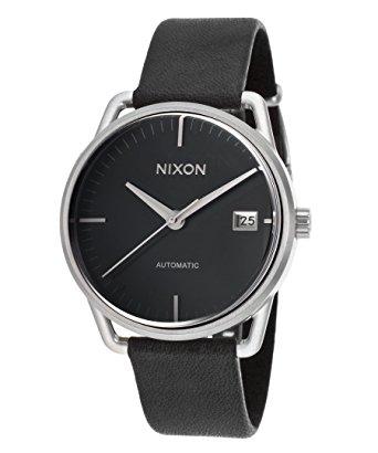 Montre automatique Nixon The Mellor - Noir / Argenté (outlet.limango)