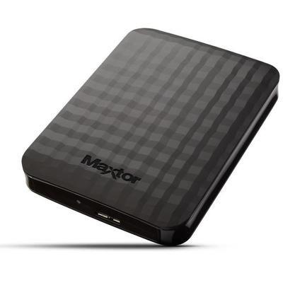 """Disque Dur Externe 2.5"""" USB 3.0 Maxtor M3 Portable STSHX-M201TCBM - 2To (Vendeur Tiers)"""