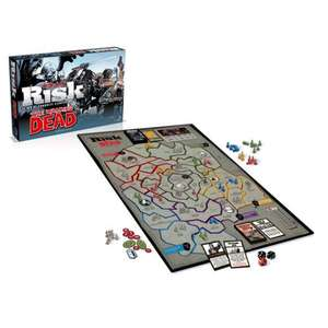 Jeu de société Risk The Walking Dead - Winning Moves 0961 - Française
