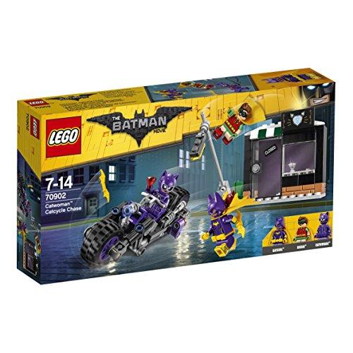 [Prime] Jeu de Construction Lego 70902 - Batman Movie -- La poursuite en catmoto de Catwoma