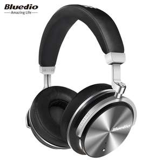 Casque Sans-fil Bluedio T4S (Coloris au choix) - Bluetooth
