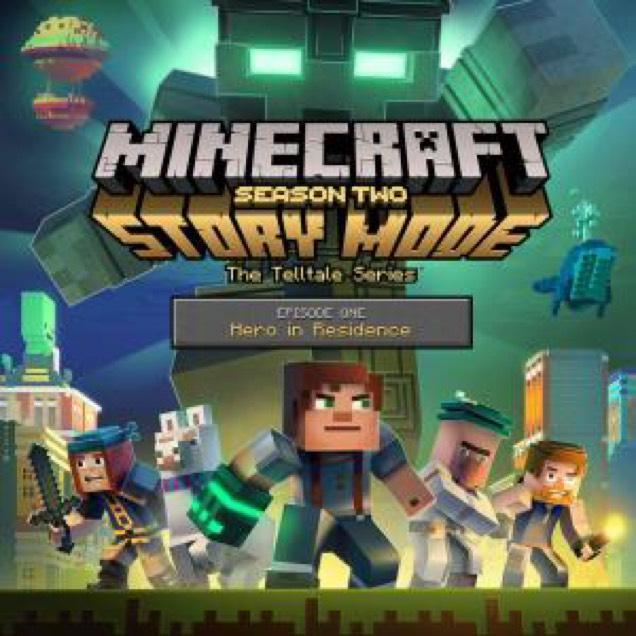Minecraft Story Mode Saison 2 - Episode 1 gratuit sur iOS (au lieu de 5,49€)