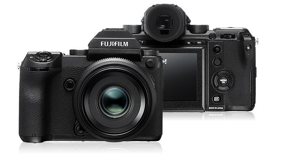 Appareil photo Fujifilm GFX50S + 1 objectif