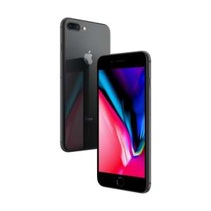 "Smartphone 5.5"" Apple iPhone 8 Plus 64 Go (Frontaliers Suisses)"