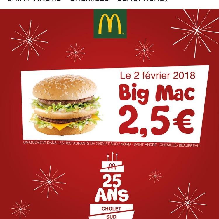 BigMac - Cholet alentours (49)