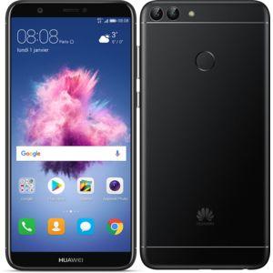 "Smartphone 5.65"" Huawei P Smart - Kirin 659, 3 Go de RAM, 32 Go, noir"