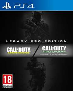Call of Duty : Infinite Warfare - Édition Legacy Pro sur PS4