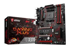 Carte mère ATX MSI X370 Gaming Plus - Socket AM4