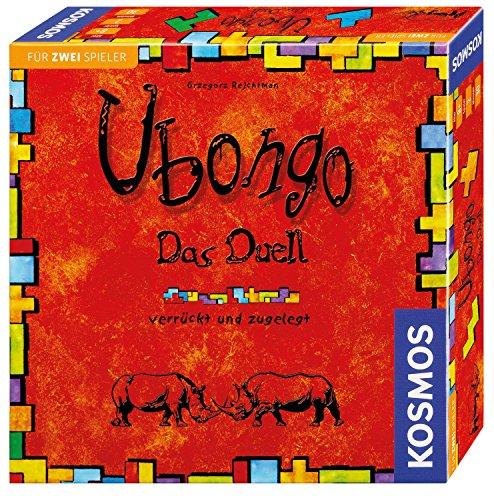 Jeu de société Ubongo Das Duell - 2 Joueurs (Allemand)
